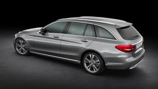 Mercedes Clase C Estate 2014 450 AMG 4Matic - 3