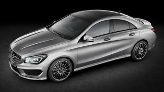 Mercedes Clase CLA Coupe 2013 180 - 1