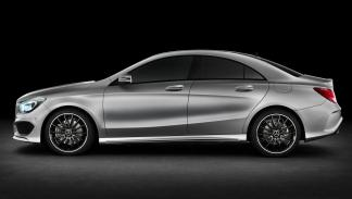 Mercedes Clase CLA Coupe 2013 180 - 2
