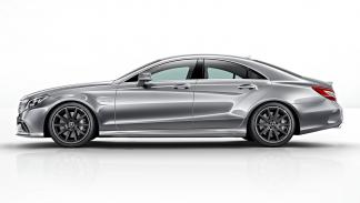 Mercedes Clase CLS Coupe AMG 2011 63 - 1