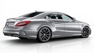 Mercedes Clase CLS Coupe AMG 2011 63 - 2