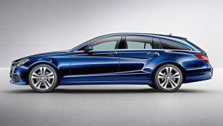 Mercedes Clase CLS Shooting Brake 2012 250d - 1