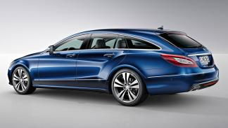 Mercedes Clase CLS Shooting Brake 2012 250d - 2