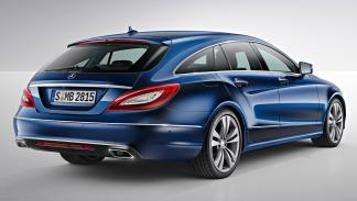 Mercedes Clase CLS Shooting Brake 2012 250d - 3