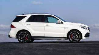 Mercedes Clase GLE AMG 2015 63 4Matic - 1
