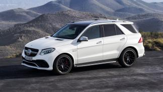 Mercedes Clase GLE AMG 2015 63 4Matic - 2