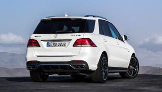 Mercedes Clase GLE AMG 2015 63 4Matic - 3