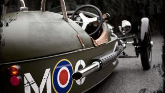 Morgan 3 Wheeler - 2
