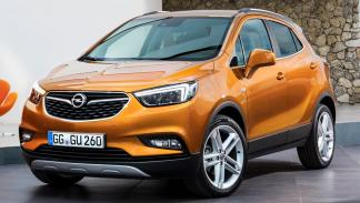 Opel Mokka X 2012 1.4 Turbo 140CV Excellence 4x4 - 1