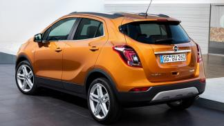 Opel Mokka X 2012 1.4 Turbo 140CV Excellence 4x4 - 2