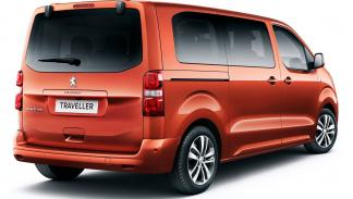 Peugeot Traveller 2015 2.0 BlueHDi 150 Business VIP Long - 2