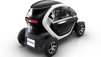 Renault Twizy 2012 Intens White 80 - 2