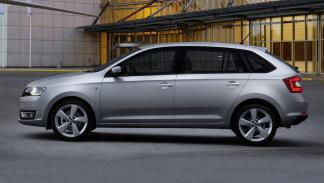 Škoda Spaceback  2013 1.6 TDI 90CV Active GreenTec - 1