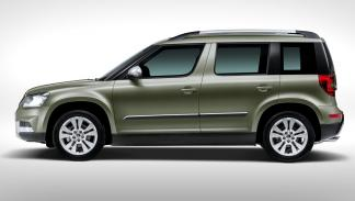 Škoda Yeti Outdoor 2009 1.6 TDI Ambition GreenLine - 1