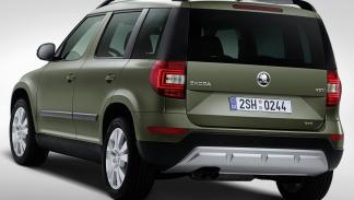 Škoda Yeti Outdoor 2009 1.6 TDI Ambition GreenLine - 2