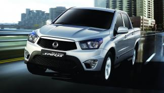SsangYong Actyon Sports - 3