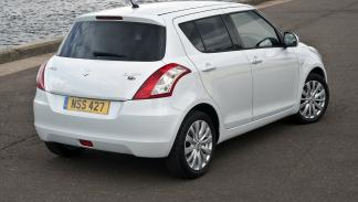 Suzuki Swift 3P 2010 1.2 3P GL MC - 1