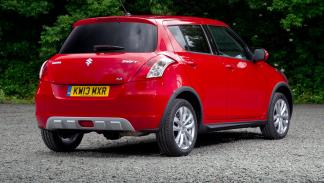 Suzuki Swift 5P 2010 1.2 5P S.E. TAKUMI MC - 2