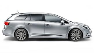 Toyota Avensis Touring Sports 2012 150D Executive AutoDrive - 1