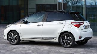 Toyota Yaris 5P 2014 100 Feel! - 2