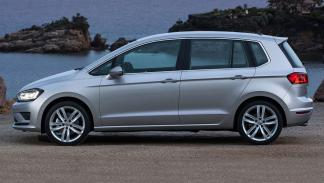 Volkswagen Golf Sportsvan 2013 1.4 TSI 125CV Advance - 1