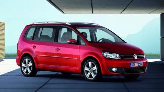 Volkswagen Touran 2010 1.6 TDI 105CV DSG ADVANCE - 1