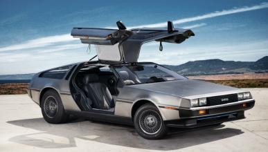 Delorean DMC-12 Lateral