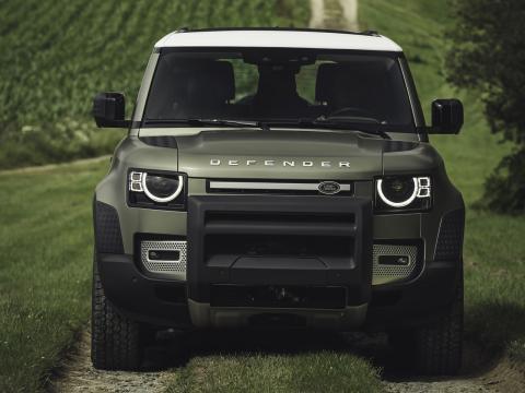 Nuevo Land Rover Defender 2020: Un diseño renovado con toques clásicos