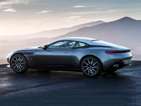 Aston Martin Db11 2021 Descripción General Precios Y Fichas Técnicas Autobild Es