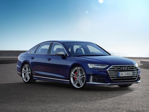 Audi A8 diseño exterior