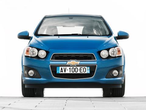 Chevrolet Aveo 2011 Datos Y Precios Autobild Es