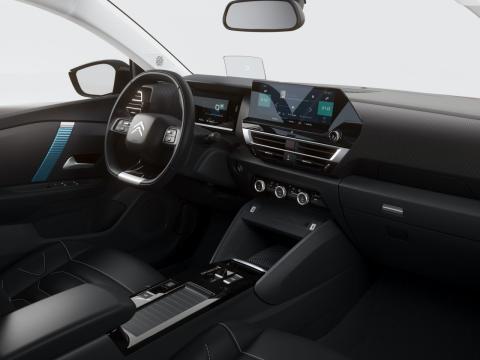 Interior Citroen E-C4