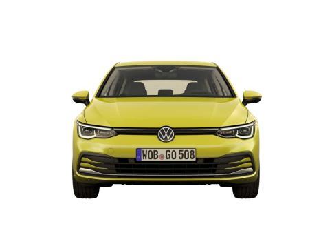 Volkswagen Golf frontal