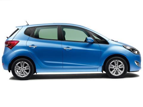Hyundai ix20 exterior lateral