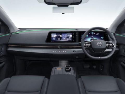 Nissan Ariya interior