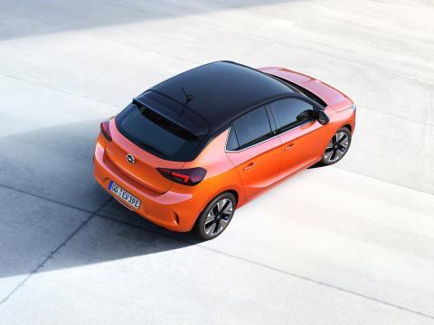 Diseño nuevo Opel Corsa