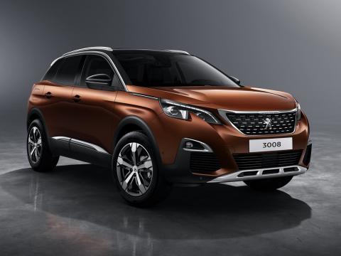 Peugeot 3008 precio 2019