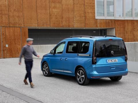 Volkswagen Caddy 2021: descripción general, precios y ...