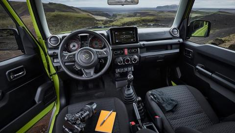 Suzuki Jimny 2020 Descripcion General Precios Y Fichas Tecnicas