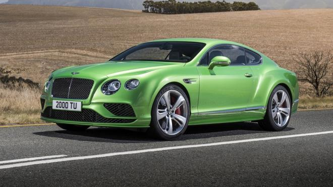 Continental GT Speed - 0