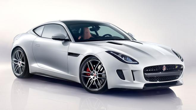 F-Type Coupe R - 0