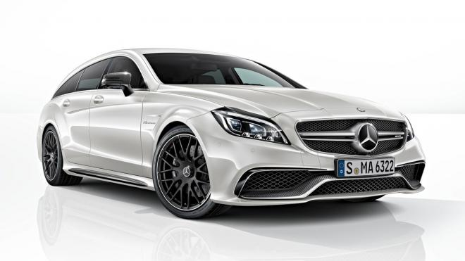 Clase CLS Shooting Brake AMG - 0