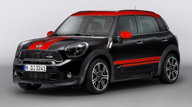 John Cooper Works Countryman - 0