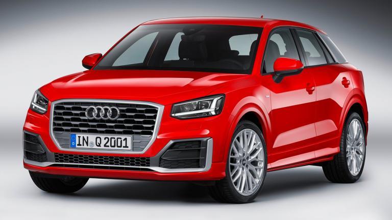 Audi Q2 Todas Las Versiones Del Mercado Precios Y