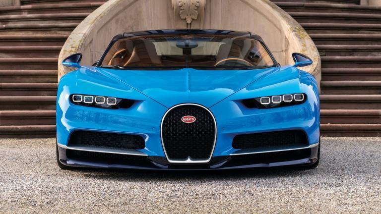 Bugatti Chiron Todas Las Versiones Del Mercado Precios Y