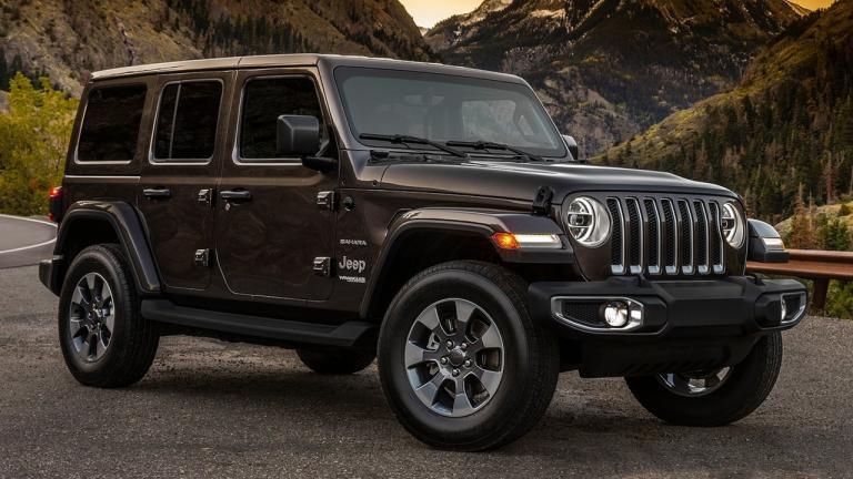 Jeep Wrangler, todas las versiones del mercado, precios y ...