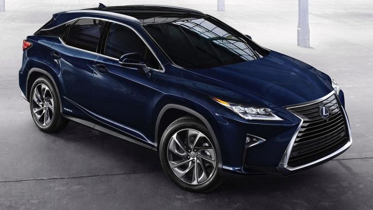 Lexus RX Todas Las Versiones Del Mercado Precios Y
