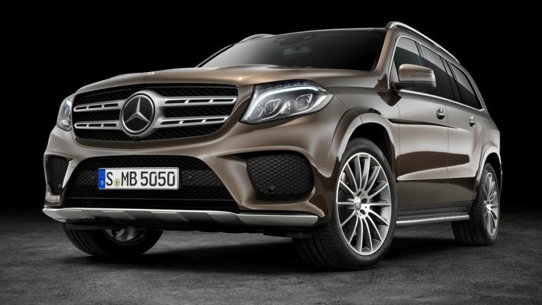 Mercedes Clase Gls Todas Las Versiones Del Mercado