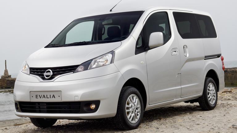 7 Passenger Jeep >> Nissan Evalia, todas las versiones del mercado, precios y ofertas y ficha. -- Autobild.es