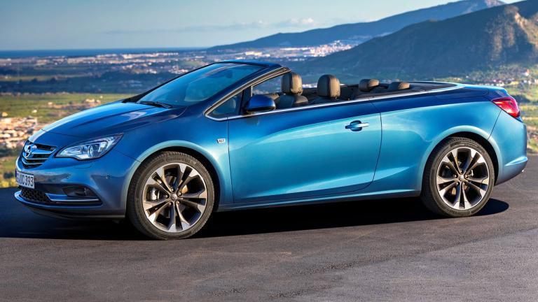 Opel Cabrio Todas Las Versiones Del Mercado Precios Y